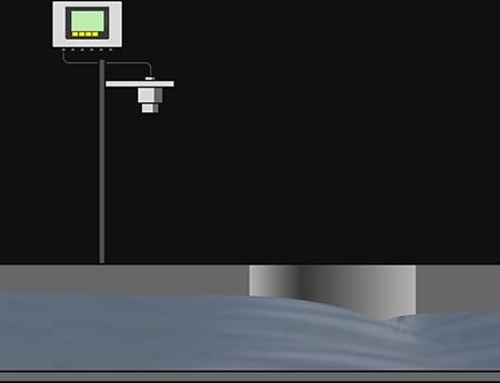 Open Channel Flow Measurement Of Wastewater Effluent Vega