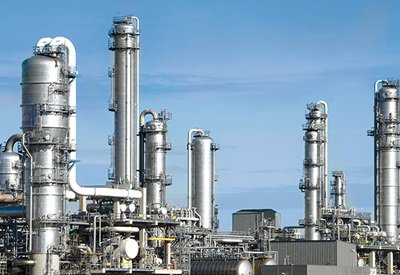 Manufacturing facility for specialty chemicals