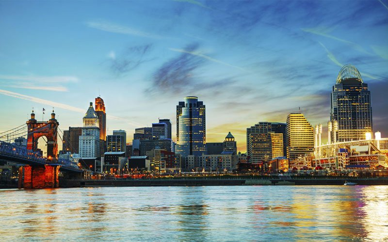 Learn about traveling to Cincinnati, Ohio, home of VEGA Americas.