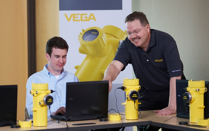 VEGA Americas offers radiation safety training.