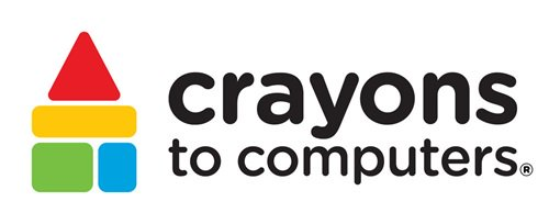 crayons to computers