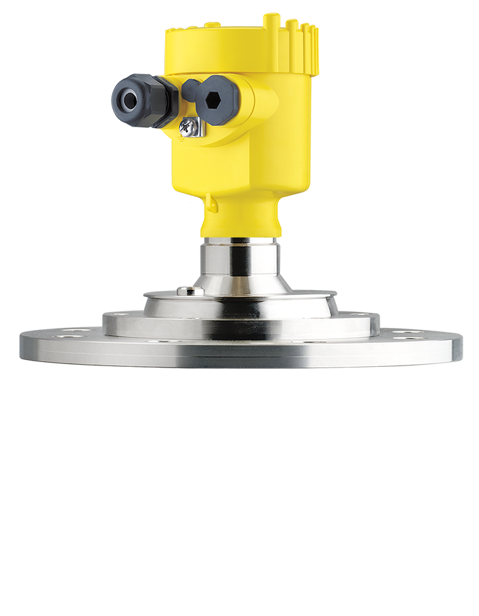 Radar sensor for continuous level measurement of bulk solids VEGAPULS 69