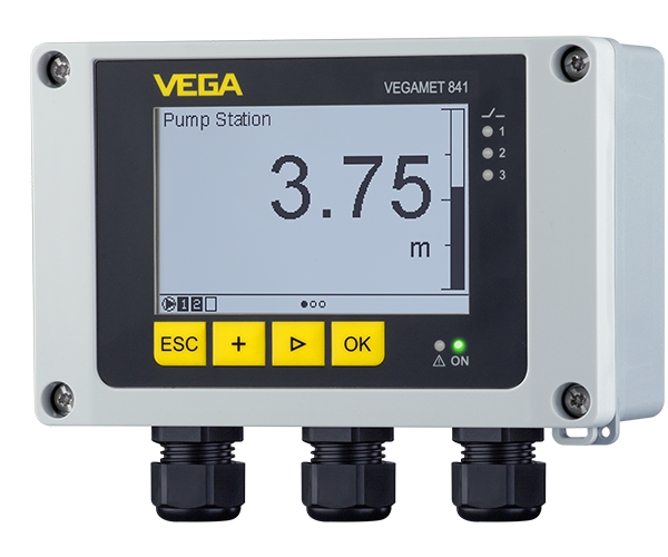 VEGAMET 841, 842 for analogue sensors