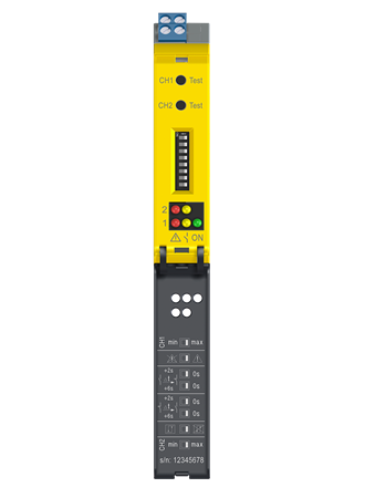 VEGATOR 122 - Double channel controller for level detection