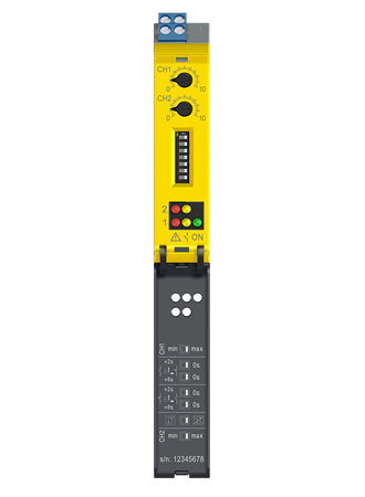 VEGATOR 142 - Double channel controller for level detection