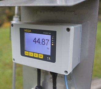 VEGAMET 862 - Robust controller and display instrument for level sensors