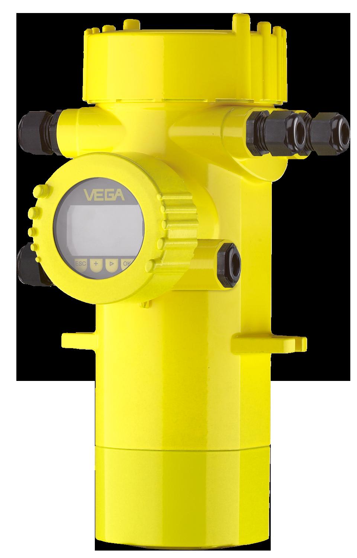 Radiometrischer Sensor zur Grenzstanderfassung und Dichtemessung MINITRAC31