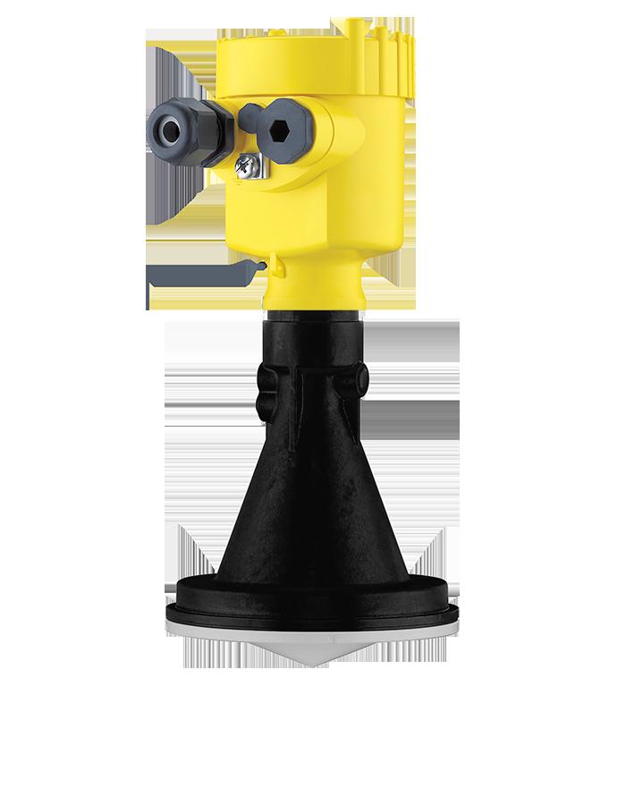Radarsensor VEGAPULS 67 - Wirtschaftliche Lösung für die Füllstandmessung von Schüttgütern