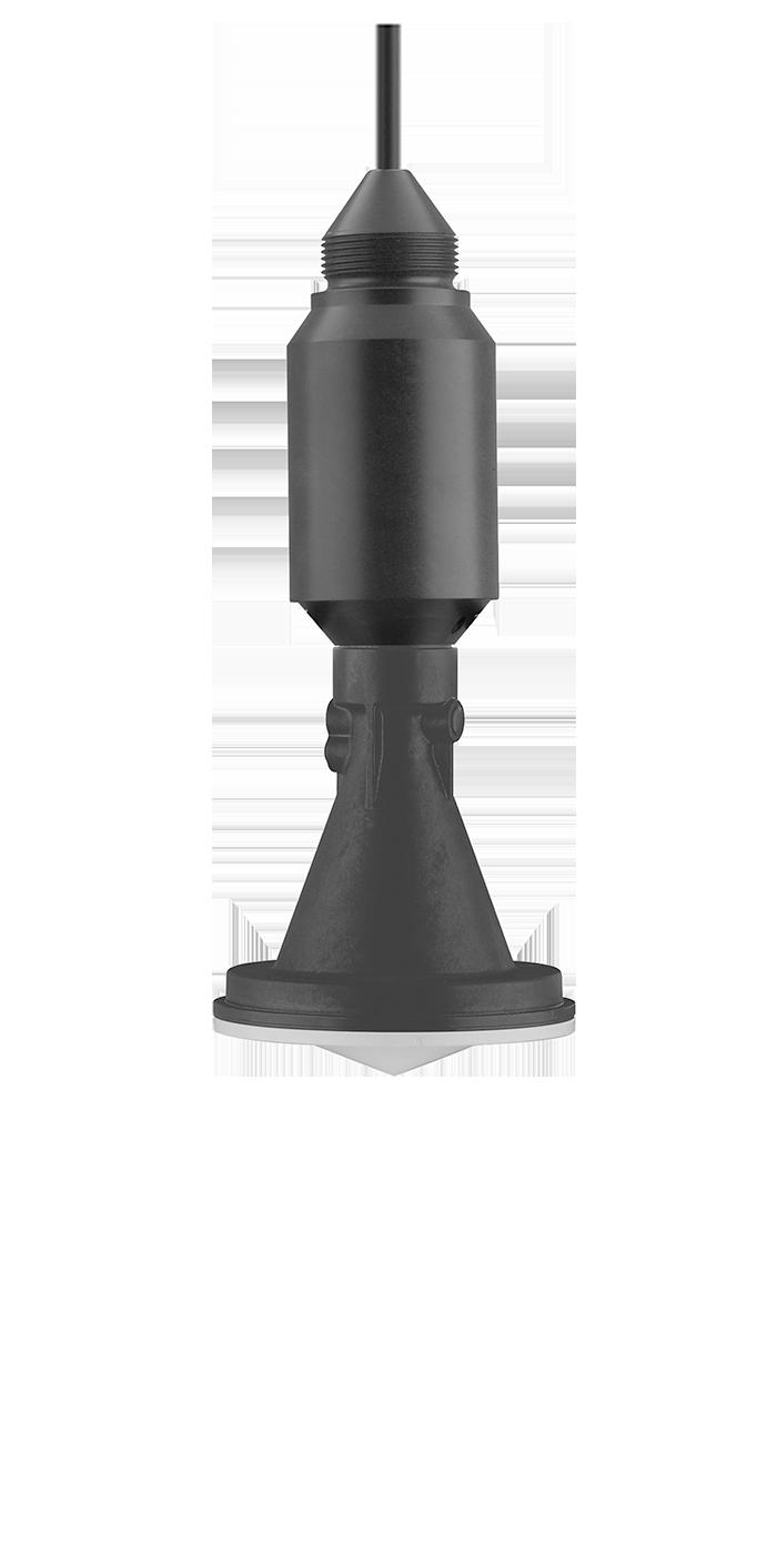 Radarsensor VEGAPULS WL 61 - Der Spezialist für die Füllstandsmessung von Wasser und Abwasser