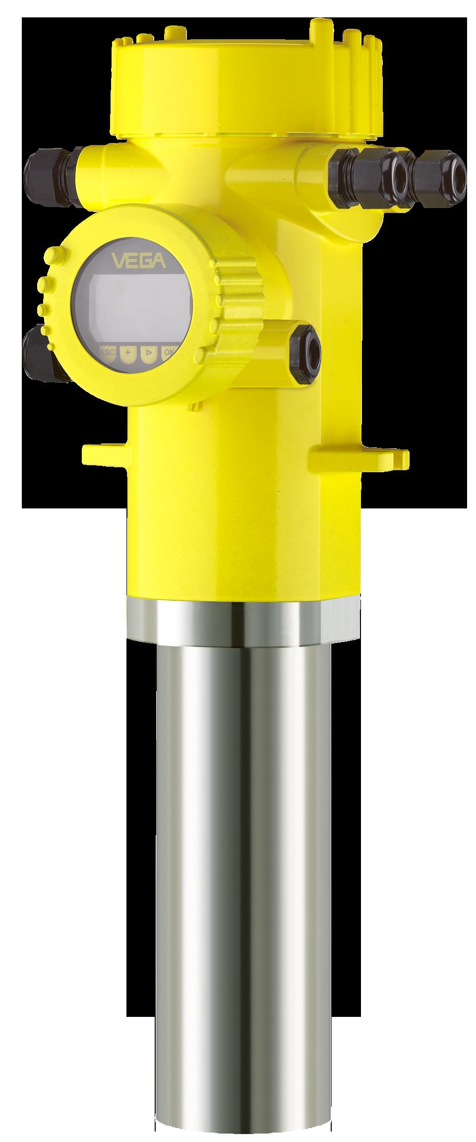 Radiometrischer Sensor zur Grenzstanderfassung POINTRAC31