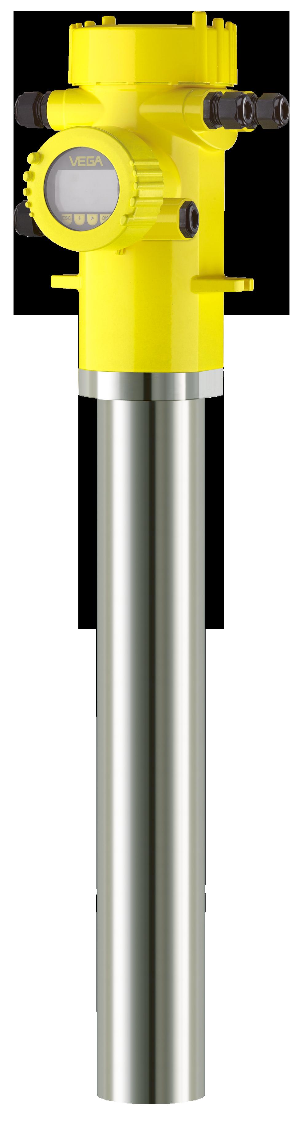 Radiometrischer Sensor zur kontinuierlichen Fuellstandmessung SOLITRAC31