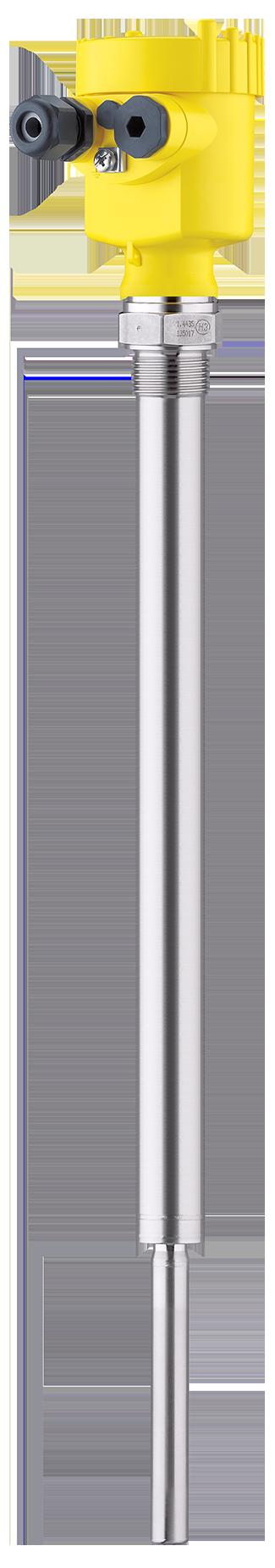 VEGAVIB 63 Vibrationsgrenzschalter für granulierte Schüttgüter mit Rohrverlängerung