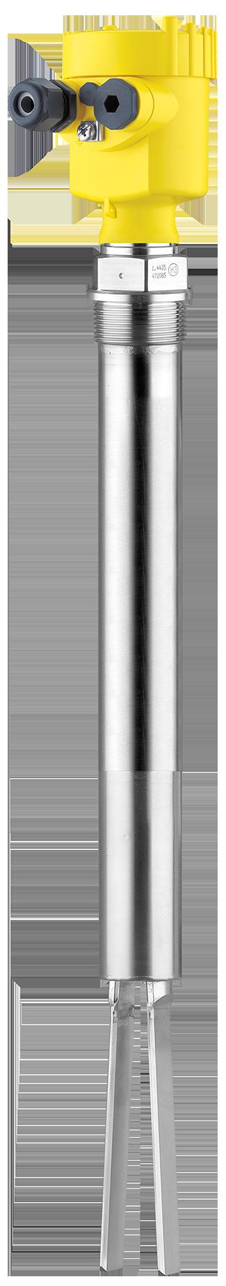 VEGAWAVE 63 Vibrationsgrenzschalter für pulverförmige Schüttgüter mit Rohrverlängerung