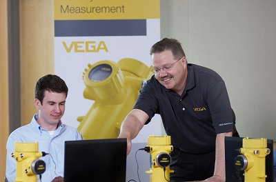 VEGA Radiation Safety Officer training is the best in the process instrumentation industry.